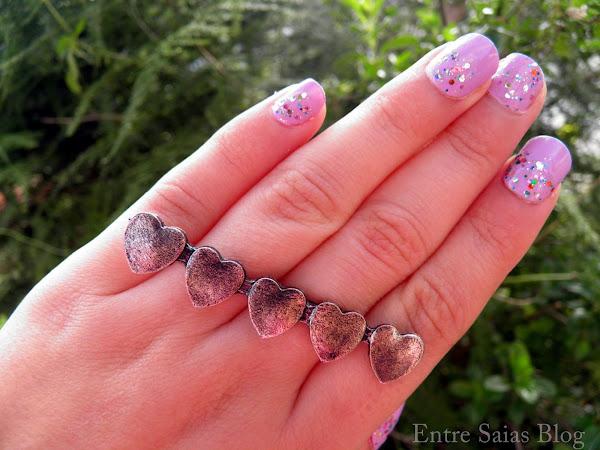 Sugestões de unhas.. Arranjar as unhas