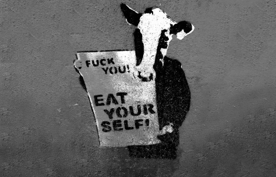 These 30+ Street Art Images Testify Uncomfortable Truths - Eat Yourself