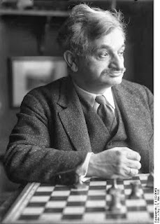 Emanuel Lasker © Chess & Strategy