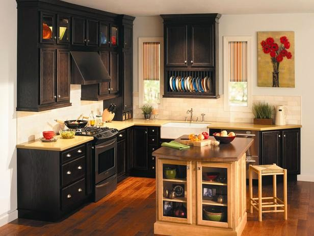 Kitchen Cabinets With Feet Images
