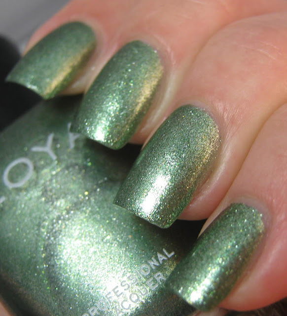zoya rikki swatch and review