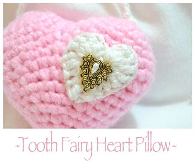 Free Crochet Pattern Tooth Fairy Pillow : Tooth Fairy Pillow Free Pattern Crochet LONG HAIRSTYLES