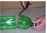 DIY: Escoba con botella Paso 9