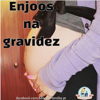 Enjoo de grávida