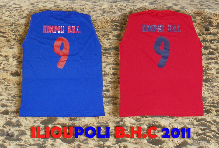 Ilioupoli beach handball club