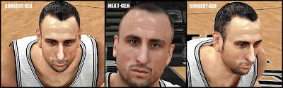 NBA 2K14 Next-Gen Cyberface Patch