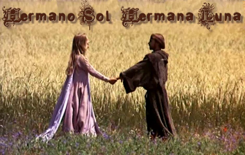 Resultado de imagen para san francisco y santa clara pelicula HERMANO SOL Y HERMANA LUNA