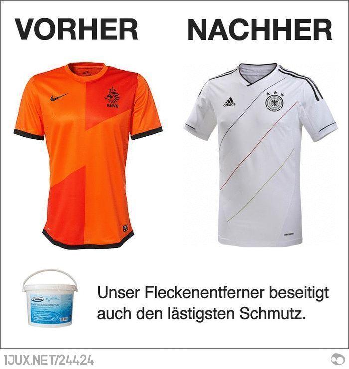 Alemania entre bastidores: Rivalidades