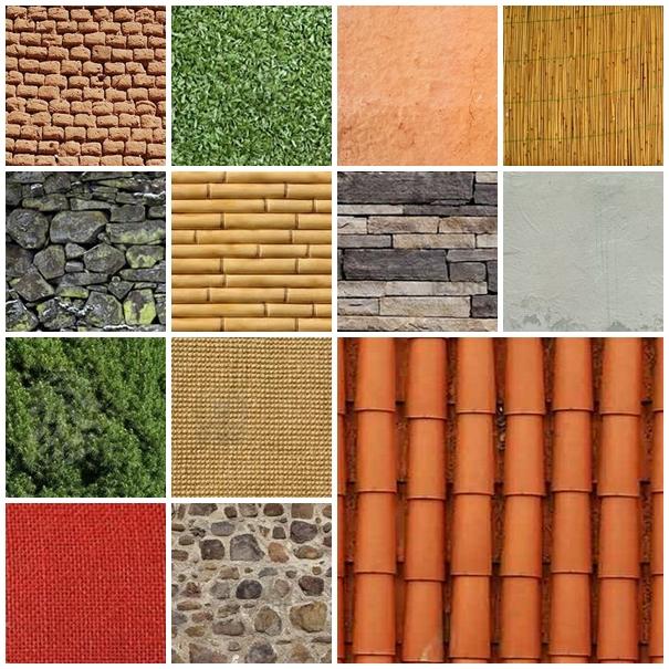 Apuntes revista digital de arquitectura texturas for 5 tecnicas de la arquitectura
