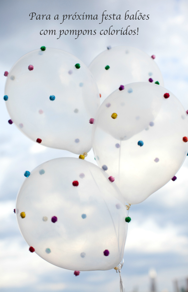 Balões-para-festas