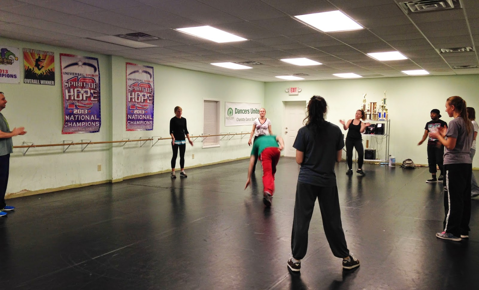 hip hop adult dance classes charlotte