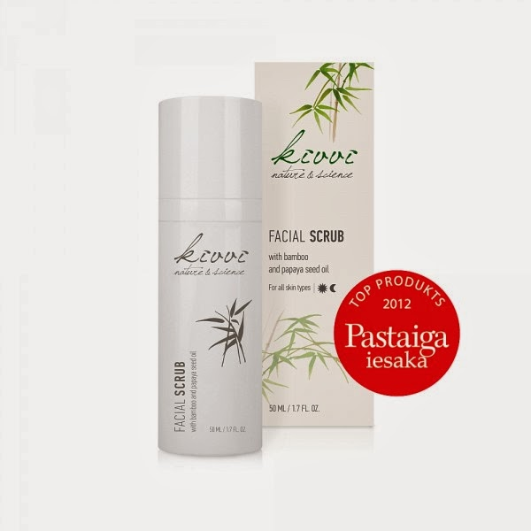 Kivvi Cosmetics - Facial Scrub (scrub viso)