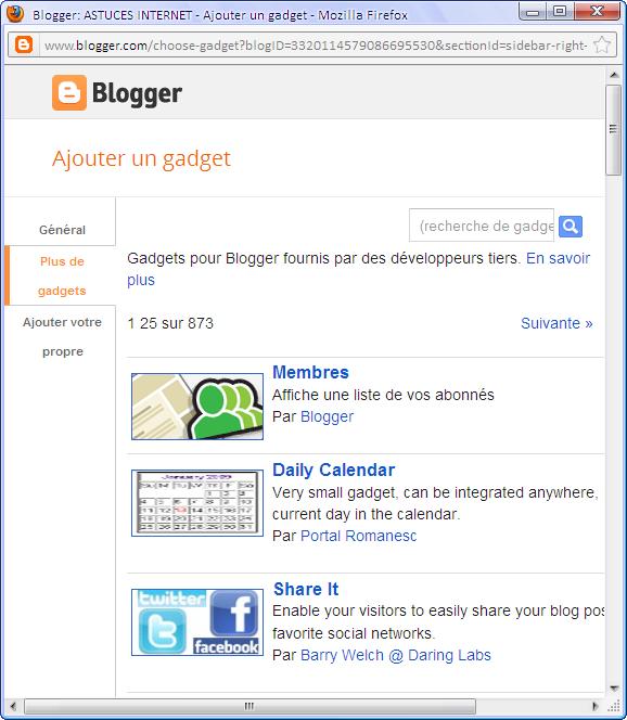 Astuces internet creer son blog for Ouvrir fenetre javascript