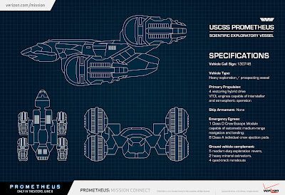 Exonauts Prometheus Deck Plans And Interior Shots