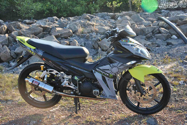 Best Cutting Sticker For Yamaha Jupiter Mx, Spark, Exciter And 135 lc