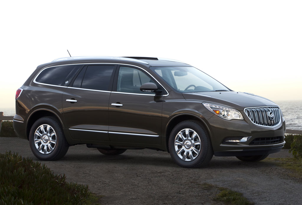 Becker Buick Gmc News Made In America Buick Enclave