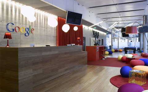 Google Interior Design