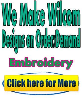 Wilcom Desings on Order