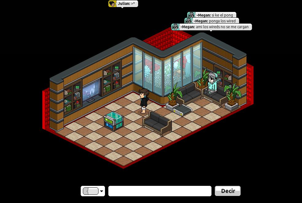 for Sala de estar habbo