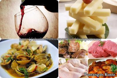 Makanan Yang Harus Di Hindari Penderita Kusta
