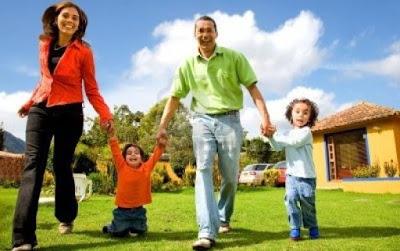 Kebersamaan Menjadi Kunci Sederhana Keluarga Bahagia