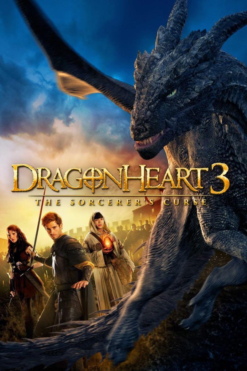 Corazon De Dragon 3: La Maldicion Del Brujo – DVDRIP LATINO