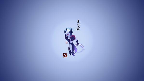 Vengeful Spirit Dota 2 Chibi 1y