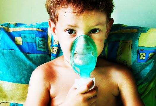 penyebab bronkitis pada anak