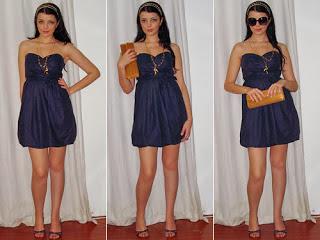 A moda de vestidos balonê está em alta