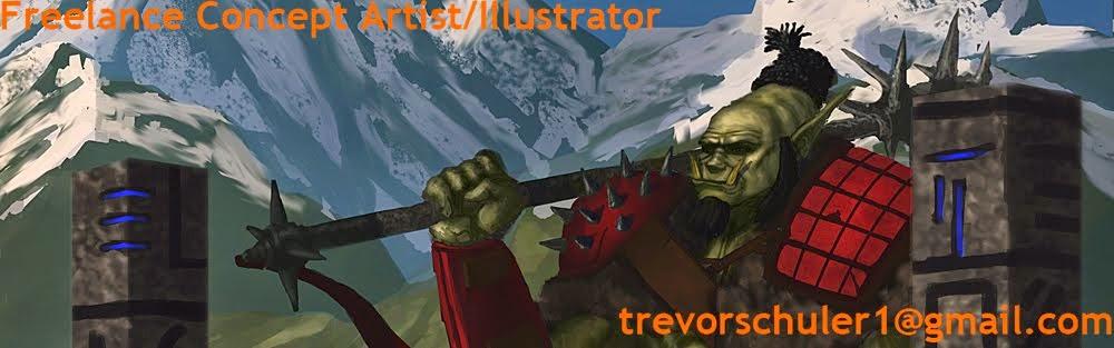The Art of Trevor Schuler