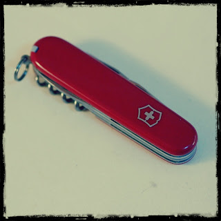 Swiss Army Knife for Travel