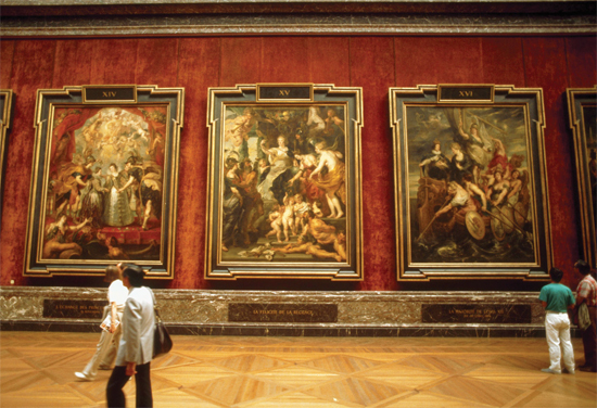 Louvre Museum Most Visited Paris Tourist Attractions