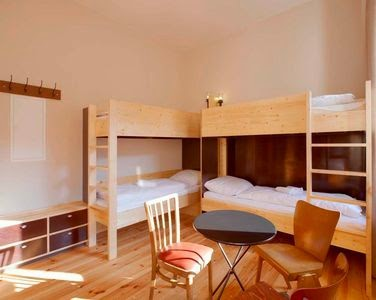 chambres dortoirs