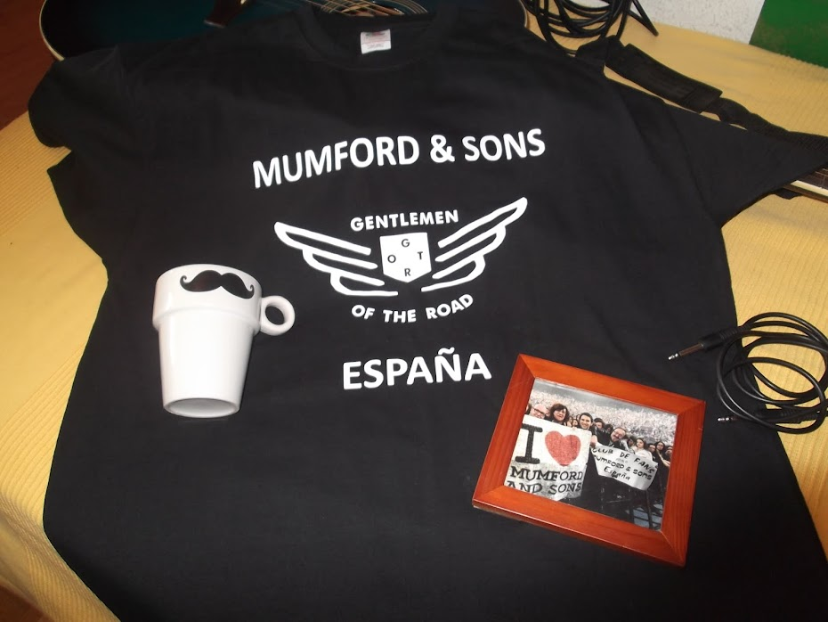 Mumford & Sons Fans Club Spain