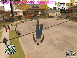 Gta san andreas superman free download