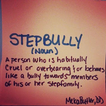 Bullying is never acceptable.