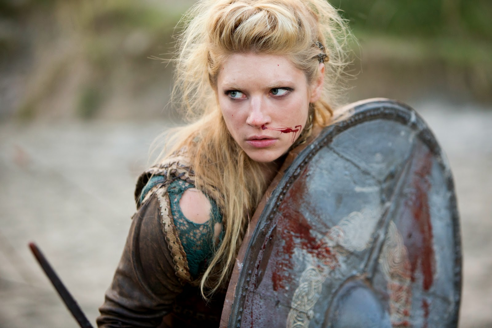 série vikins lagertha