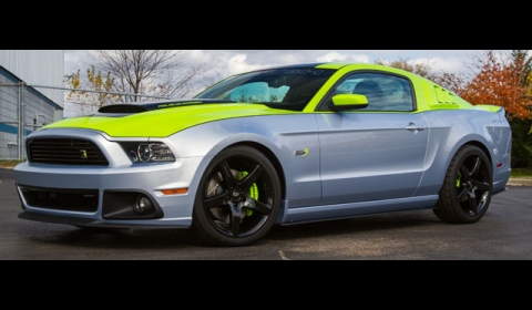 700hp 2013 mustang gt by roush performance autokavla. Black Bedroom Furniture Sets. Home Design Ideas
