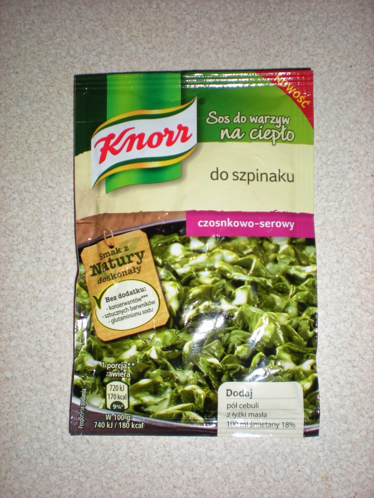 Sos Knorr [2] - recenzja!