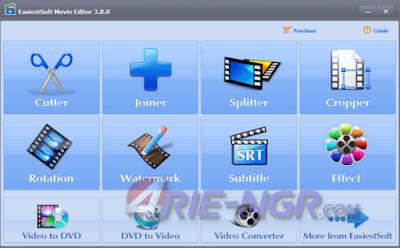EasiestSoft Movie Editor 4.8.0 Full
