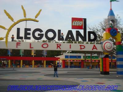 LEGOLAND FLORIDA, MINILAND USA, TRIP TO LEGOLAND