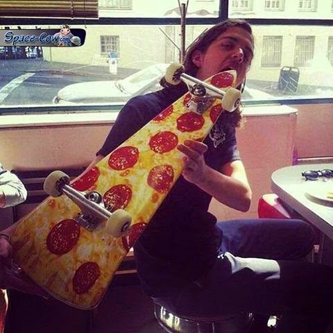 funny things pizza picture