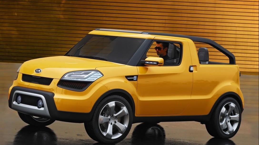 Kia Cee D Box Car