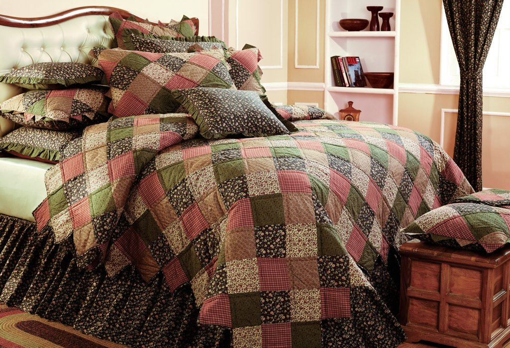 Hearthside Happenings: New Quilted Bedding Collections at ...