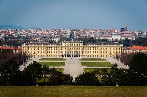 Schönbrunn-palasset