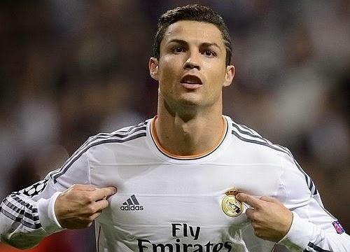 VIDEO Kalimah Allah di atas kepala Cristiano Ronaldo menggemparkan