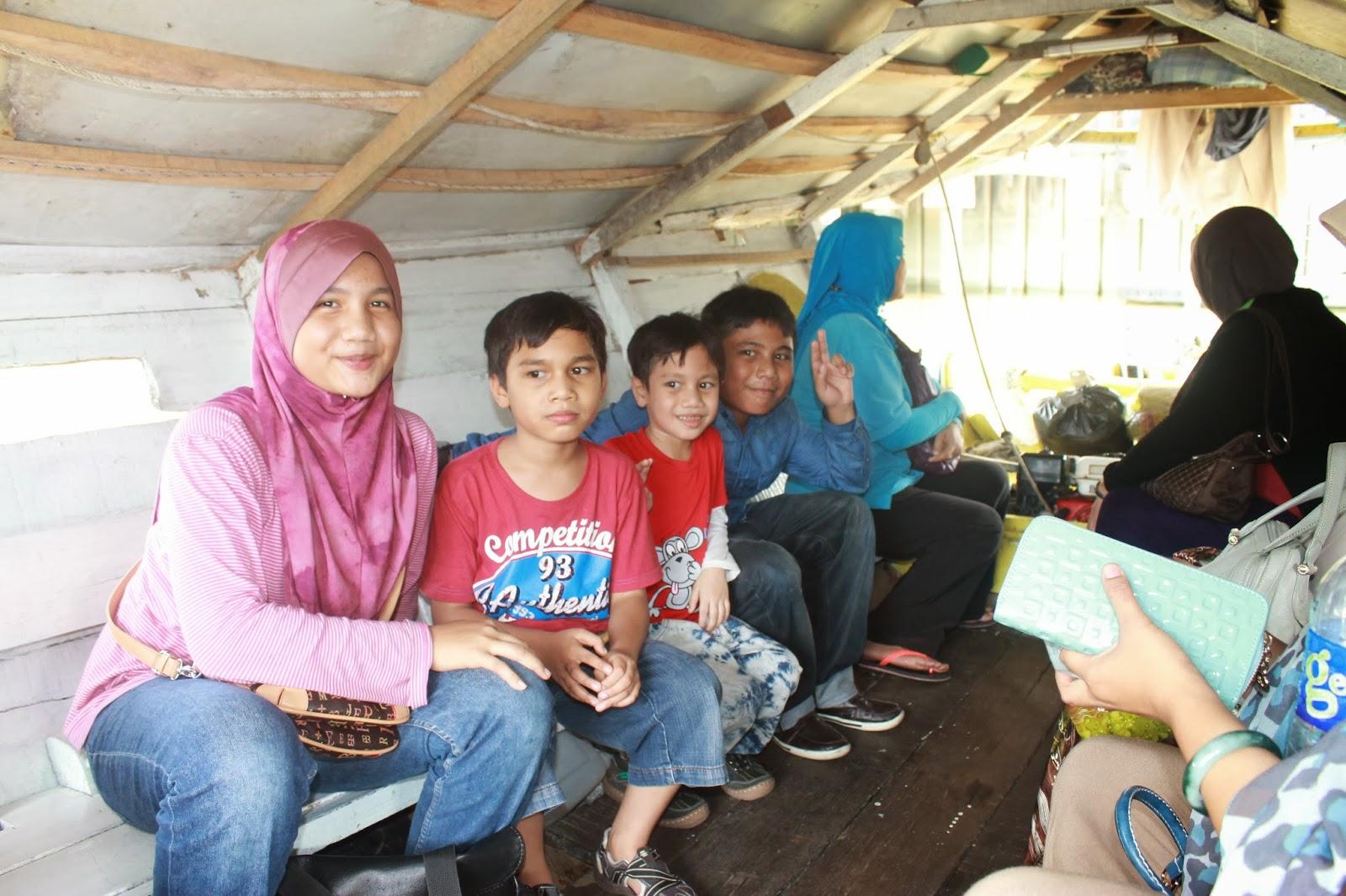 Cuti Di Kuching Sarawak Hari 1