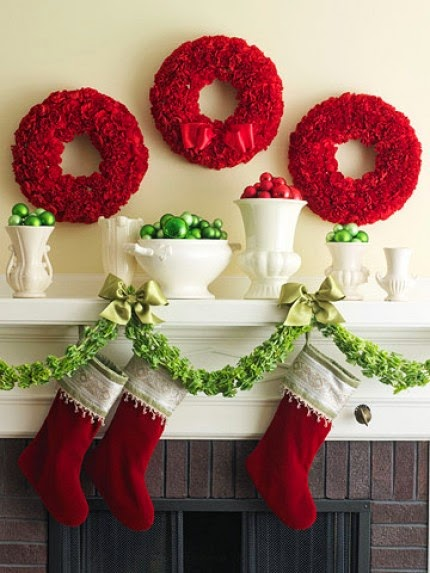 Christmas Decorations Ideas Ornaments With Their Own Hands For Living Room Part 48