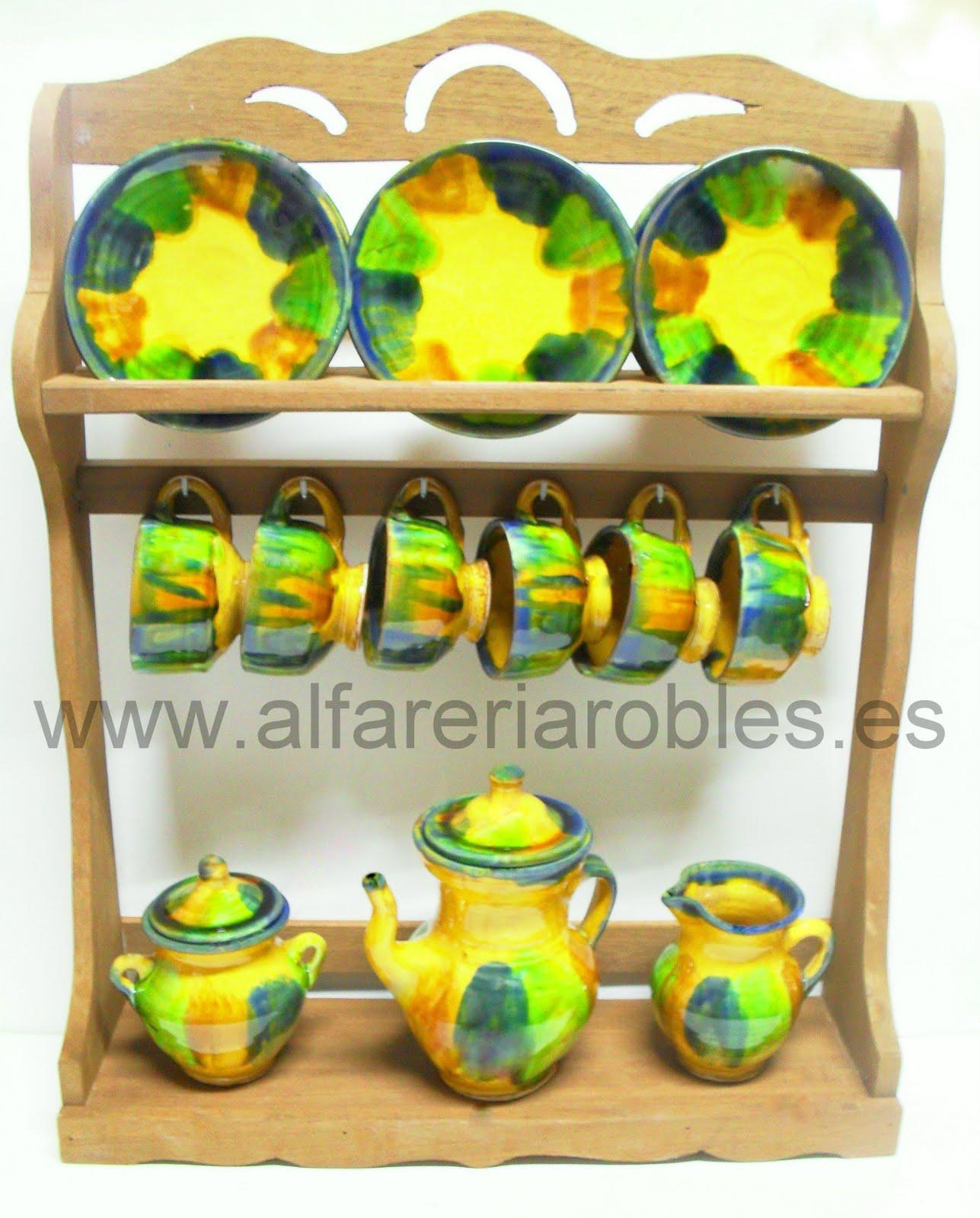 Alfarer a cer mica robles artesan a de almeria juegos - Juego para hacer ceramica ...