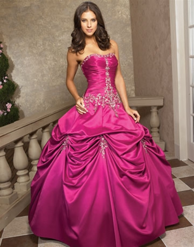 Impressive Pink Wedding Dress 400 x 509 · 120 kB · jpeg